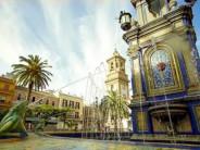 Algeciras, playas, monumentos y Feria Real