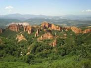 Las Médulas de El Bierzo, un paisaje espectacular