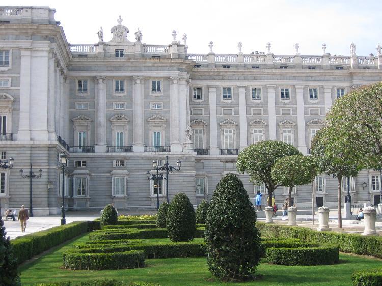 Misterios en el Palacio Real de Madrid