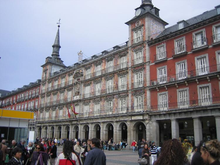 Misterios Plaza Mayor en Madrid