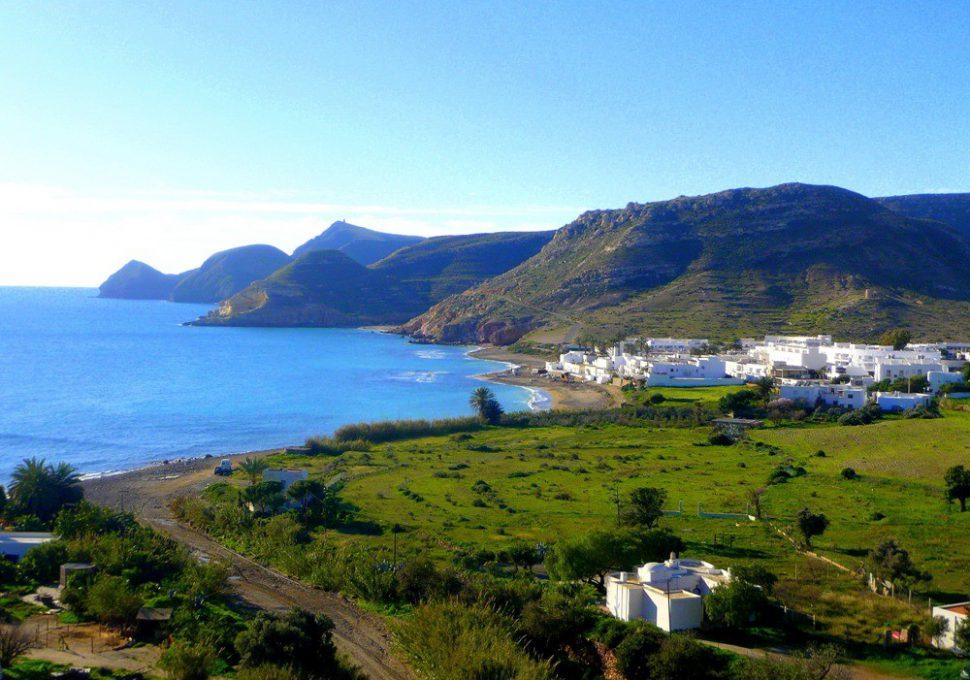 Agua Amarga. Turismo Almería