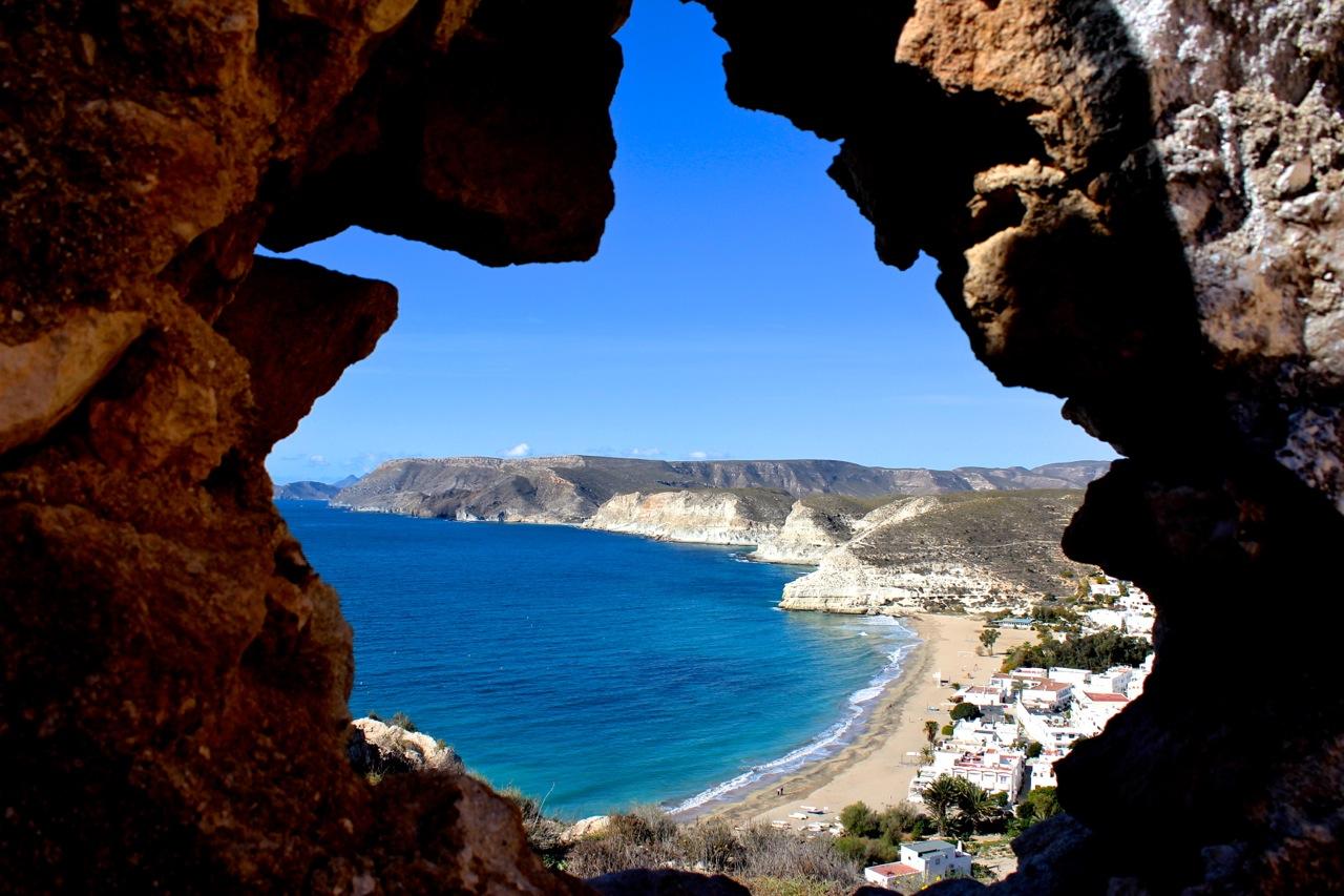 Agua Amarga. Almería