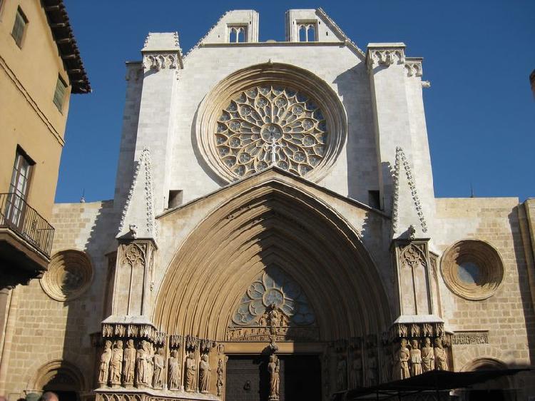 Catedral - Ruta Medieval - tarragona