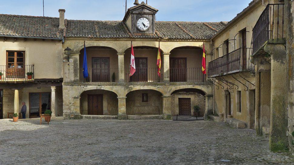 Ayuntamiento de Pedraza. Segovia