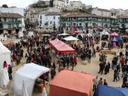 Viajamos al siglo XV con el Carnaval y el Mercado Medieval de Chinchón
