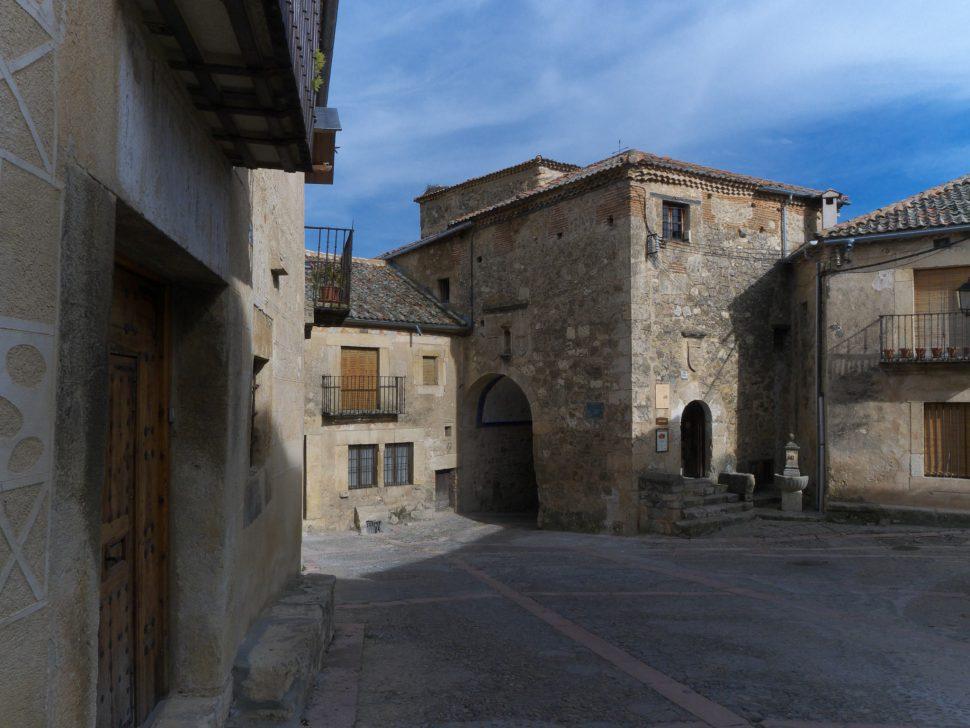 Cárcel de Pedraza - Segovia