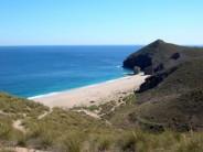 Carboneras, pueblo pesquero en Almería