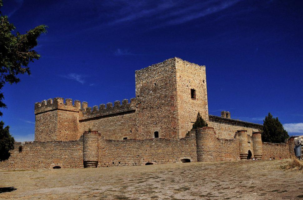 Castillo de Pedraza. Segovia