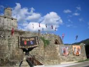 Ribadavia en Orense famosa por su judería y su ribeiro