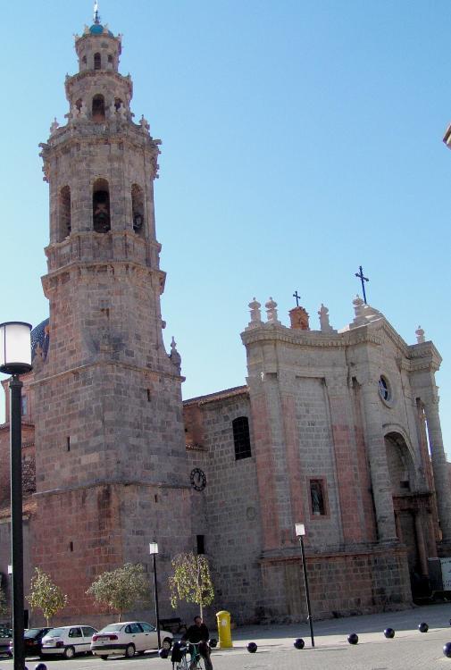 Iglesia de la Asunción. Turismo Vall d Uxó