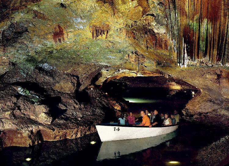 Cuevas de San José. Turismo Vall D Uixó