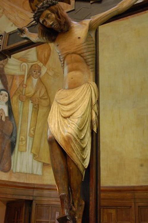 Cristo de Balaguer, Patrón de la ciudad. Cedida por Turismo de Balaguer