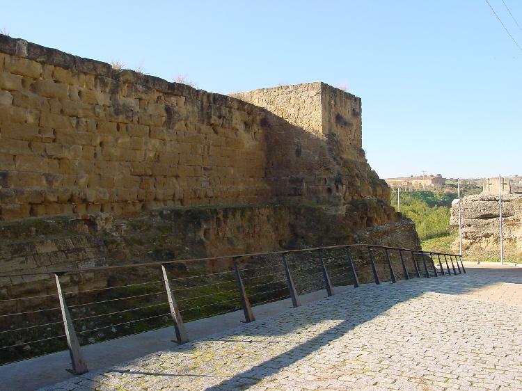Murallas. Cedida por Turismo de Balaguer