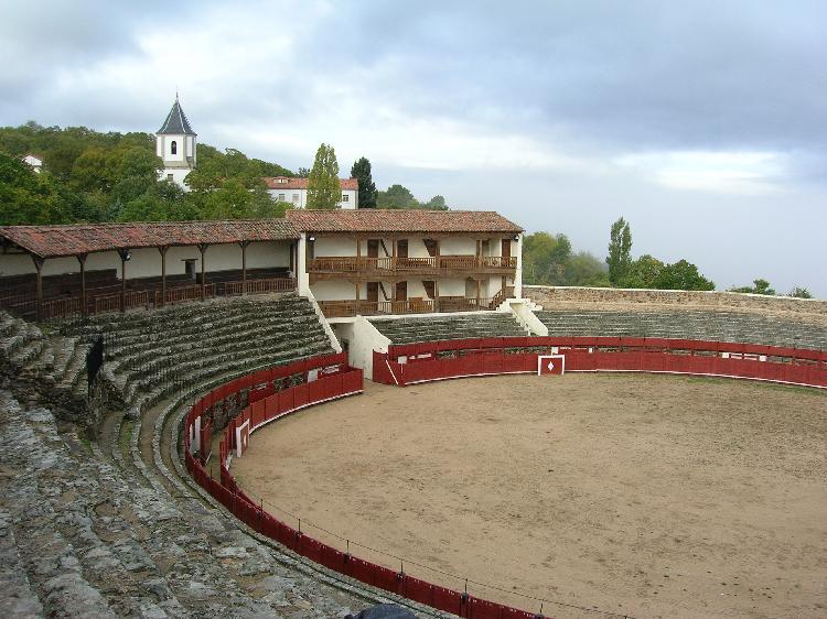 Plaza de toros. Imagen cedida por el Ayuntamiento de Béjar