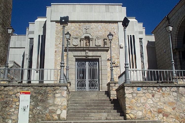 Museo Mateo Hernández. Imagen cedida por el Ayuntamiento de Béjar