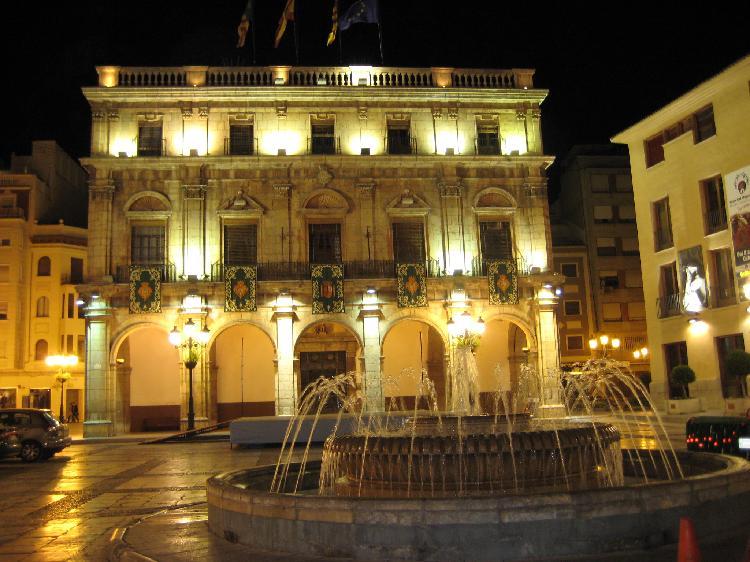Ayuntamiento de Castellón. Turismo Castellón