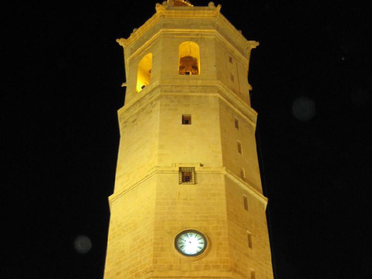 El Fadrí. Turismo Castellón