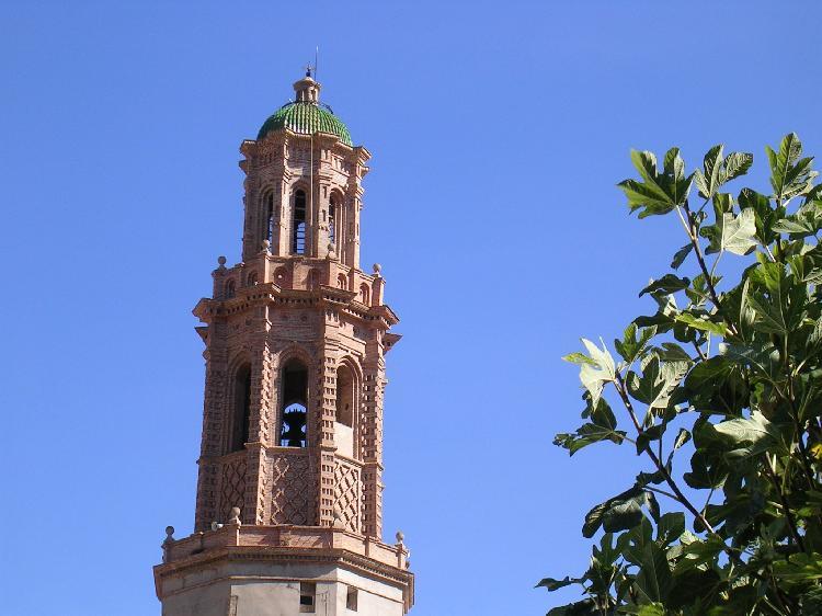 Iglesia Santa Águeda. Turismo Castellón