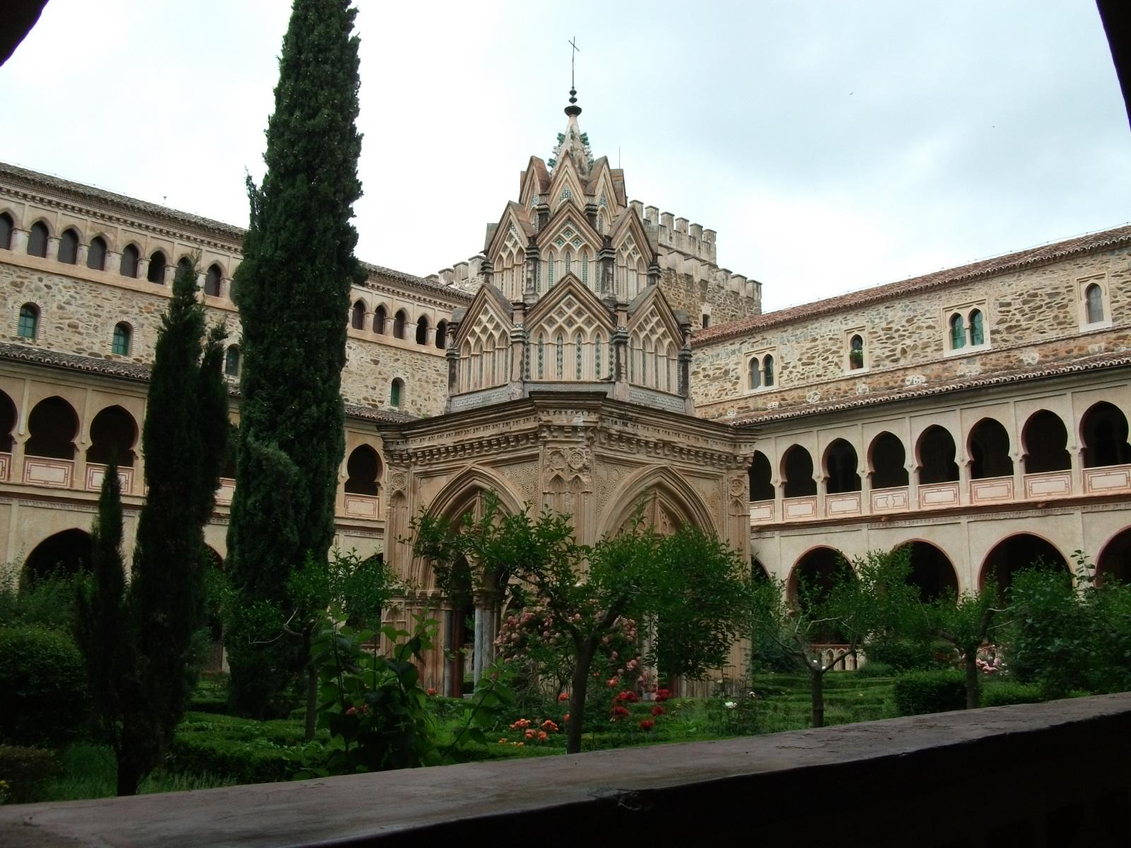Monasterio de Guadalupe. Cáceres