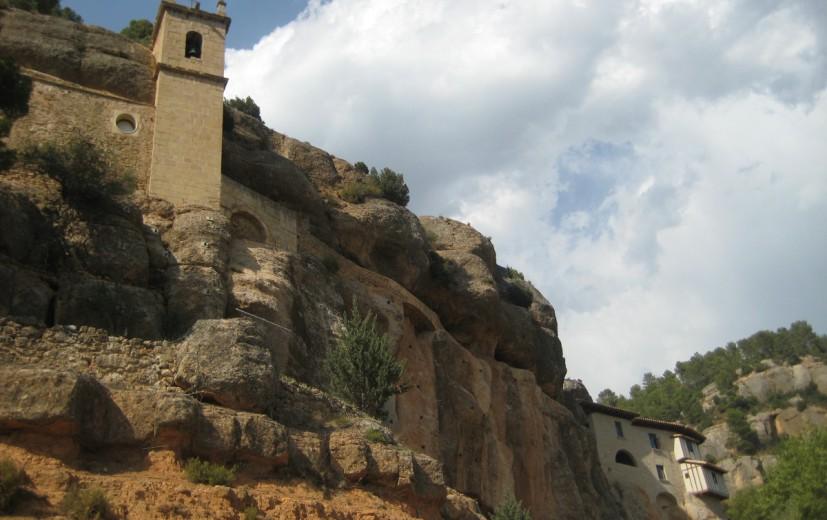 Santuario de la Balma. Turismo Castellón