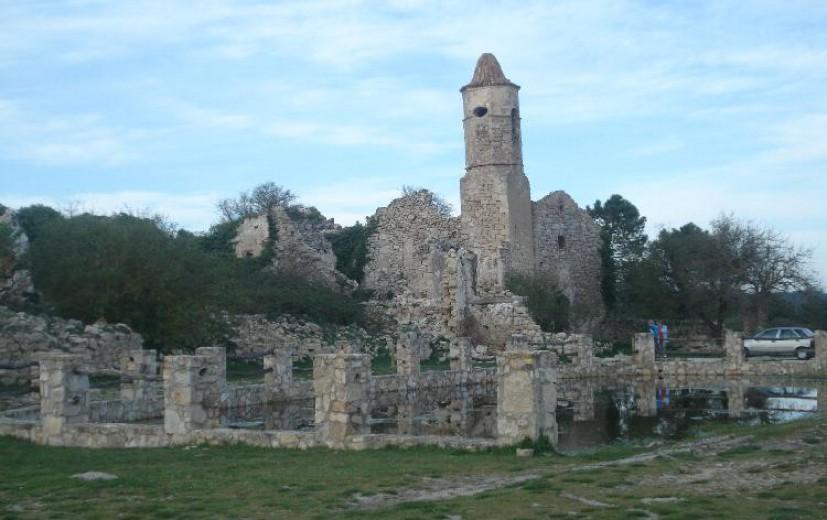 La Mussara Iglesia. Turismo Tarragona