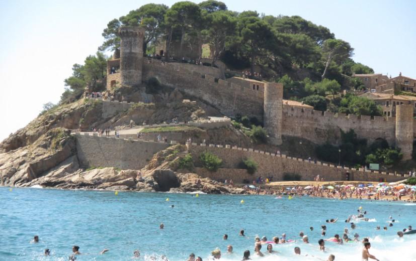Vista Cadaqués. Turismo Girona
