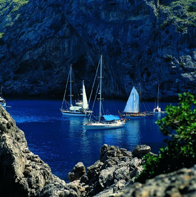 Cala de las Cuevas. turismo Mallorca