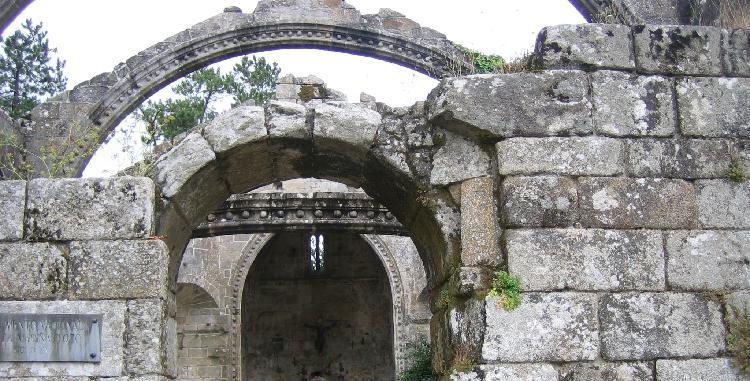 Ruinas de Santa María Dozo