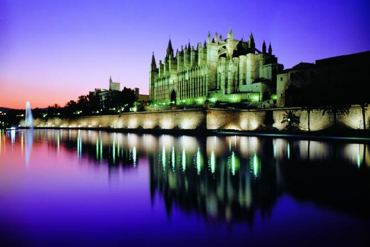 Catedral de Mallorca. Visitar Mallorca. Baleares Turismo