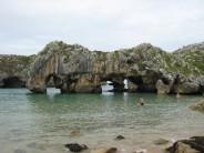Playa Cuevas del Mar en Llanes