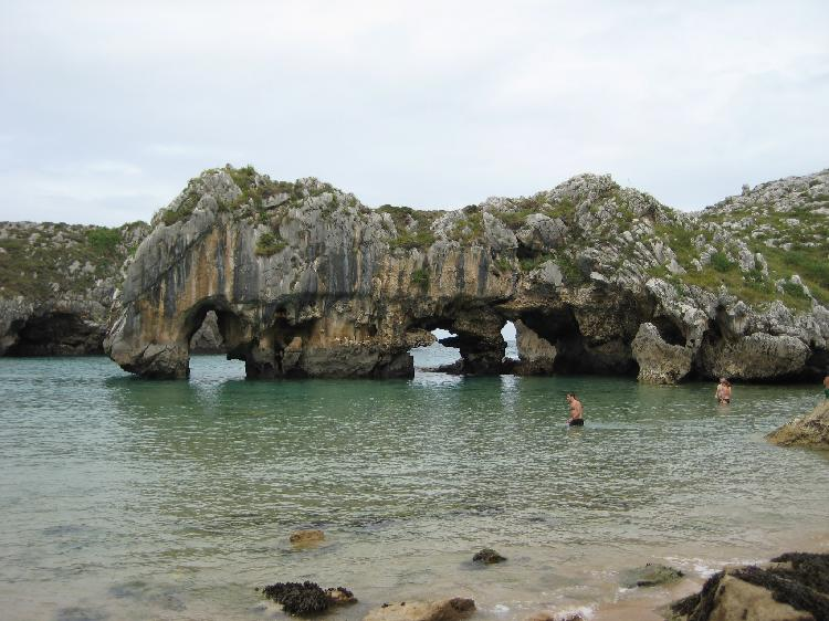 Playa Cuevas del Mar