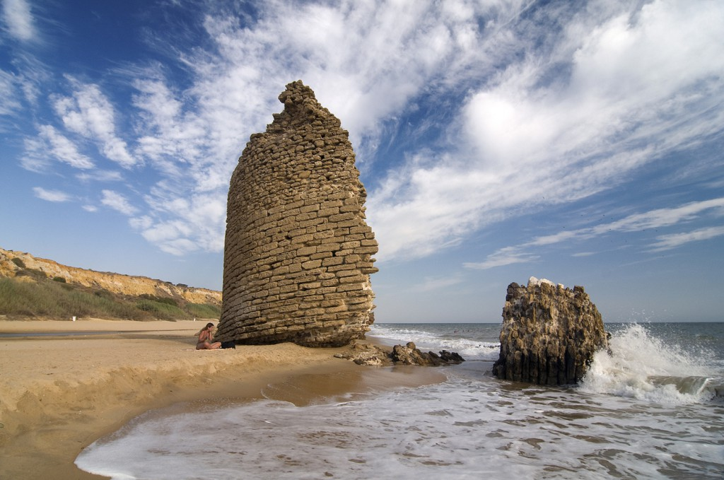 Playa del Loro. Turismo Huelva