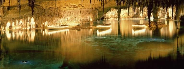 Las Cuevas del Drach. Turismo Mallorca