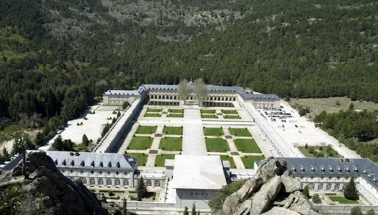 Panorámica Monumento Valle de de los Caídos