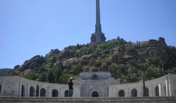 Valle de los Caídos en el Escorial