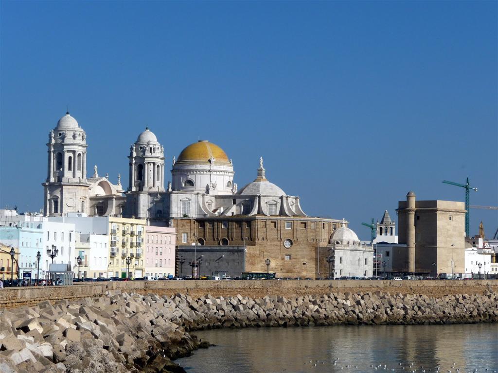 Catedral de Cádiz. Visitar Cádiz