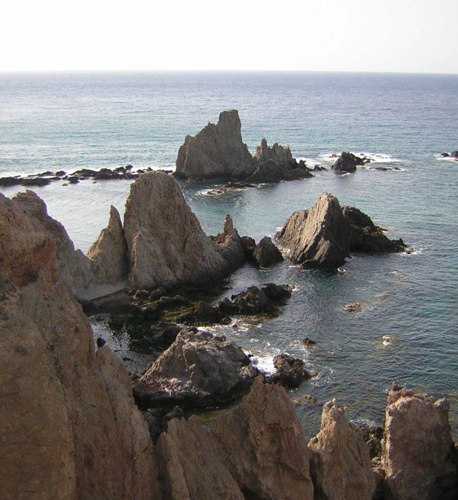 Parque Natural cabo de Gata. Turismo Almería