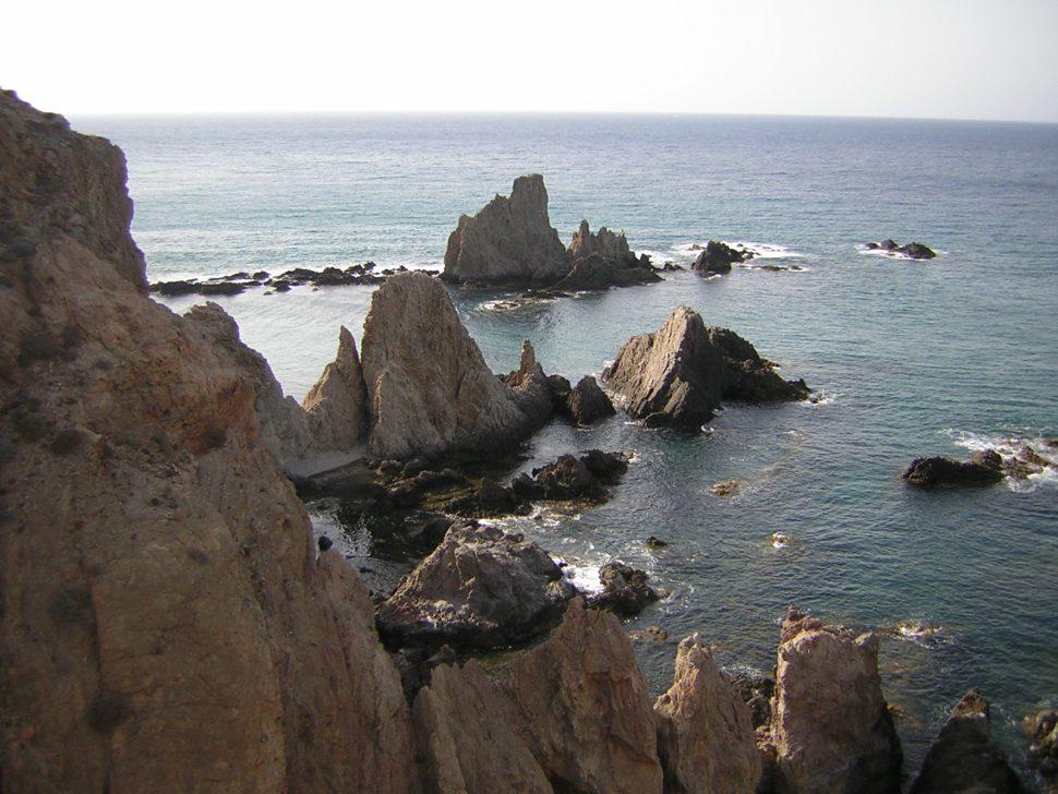 Parque Natural cabo de Gata. Turismo Almería. Excursión a Almería