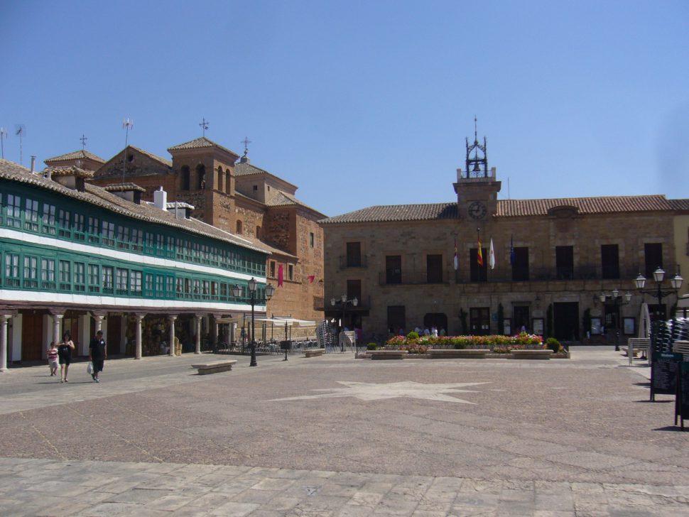 Almagro qué ver - Festival de Almagro 2016