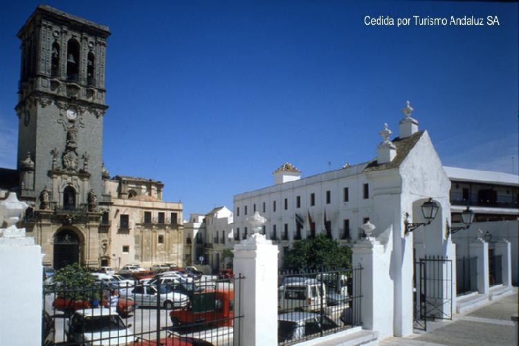 Basílica de Santa María. Visitar Cádiz