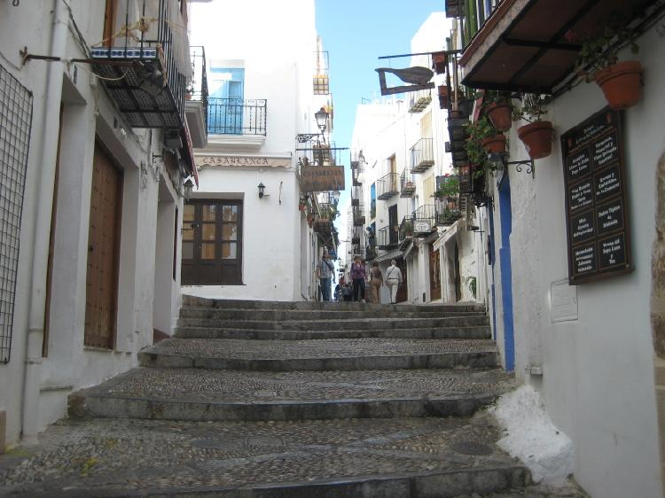 Casco Antiguo Peñíscola. Turismo Peñíscola