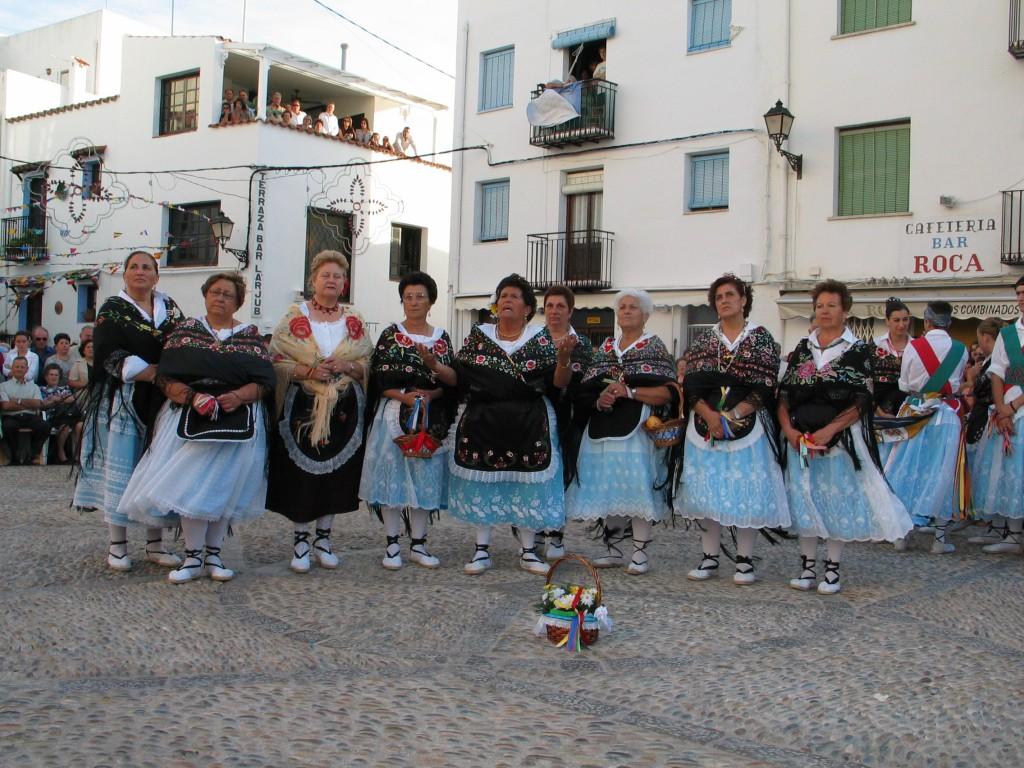 Fiestas Peñíscola. Turismo Castellón