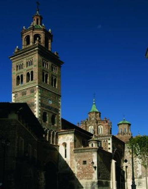 Iglesia de san Pedro. Fuente Turismo Aragón