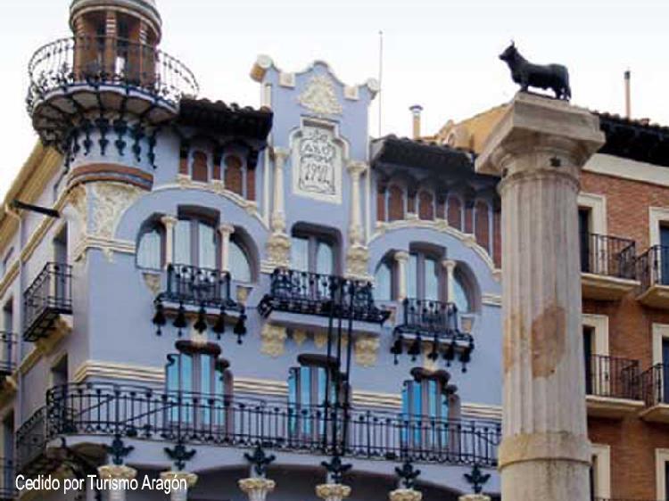 Cedida por Turismo Aragón