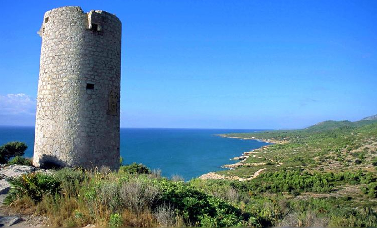 Torre Badum. Turismo Castellón