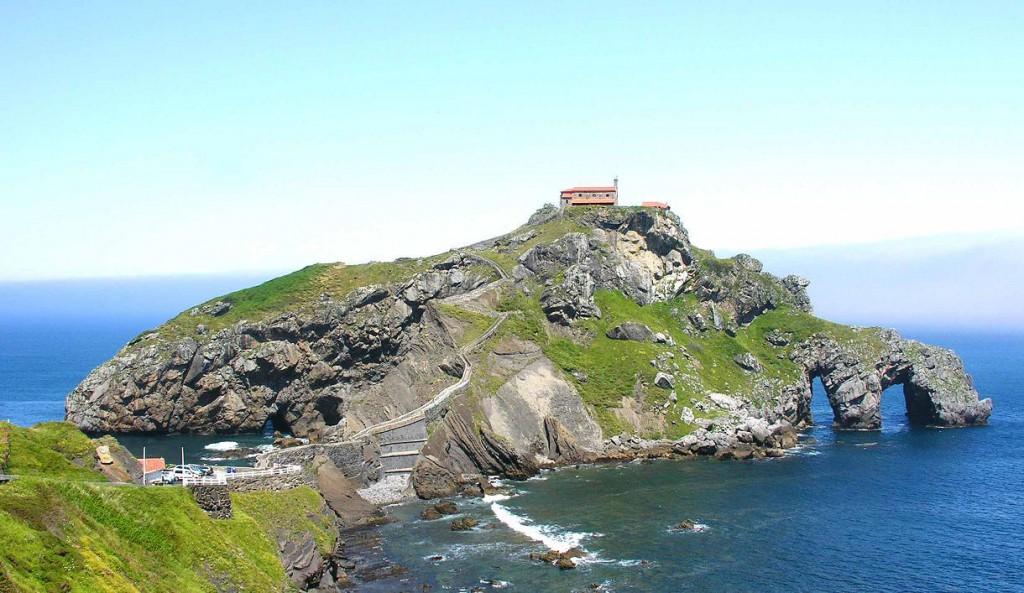 San Juan de Gaztelugatxe - Bermeo - País Vasco Turismo