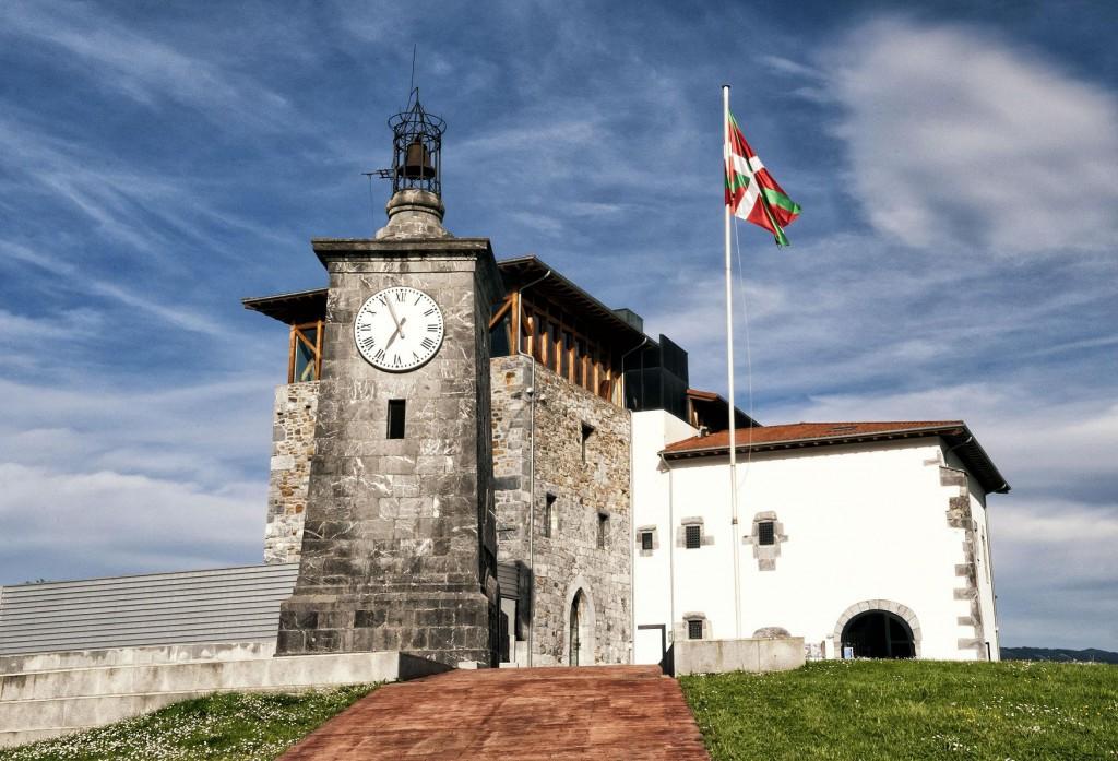 Torre Madariaga - Reserva de Urdaibai - Viajar a Vizcaya