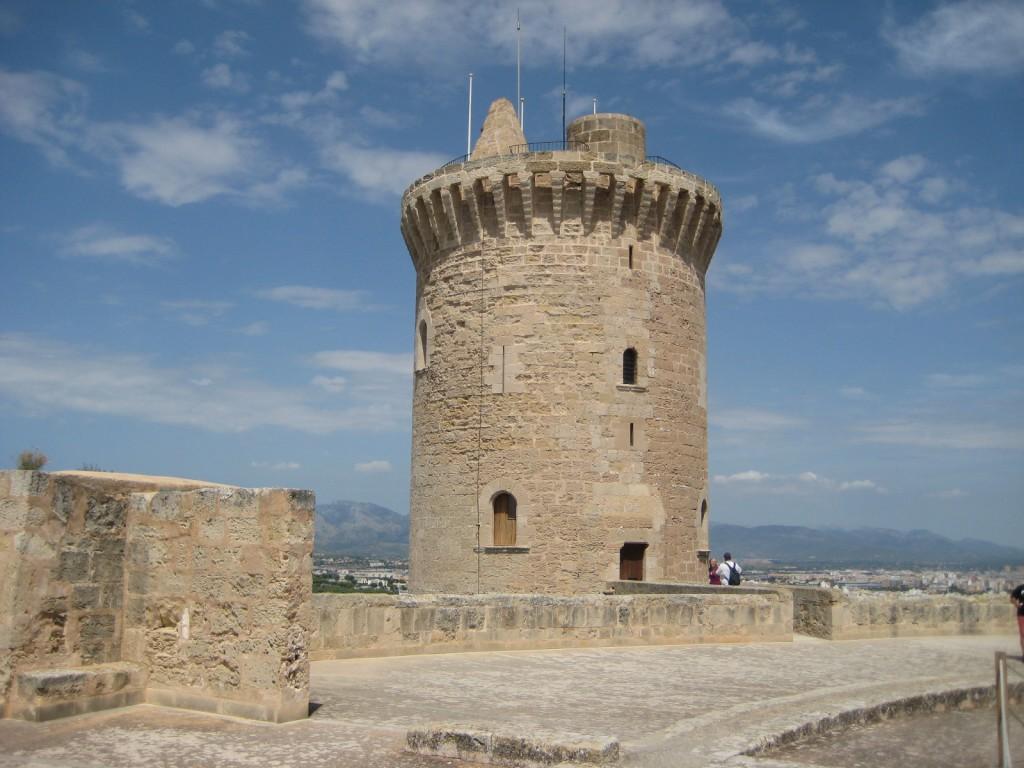 Castillo de Bellver. Turismo Palma de Mallorca