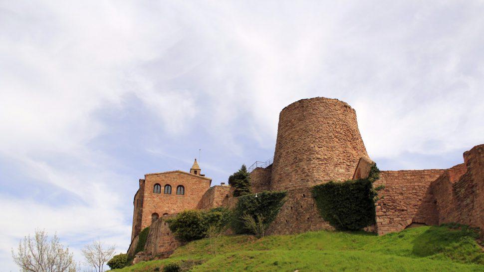 Castillo de Cardona. Turismo Barcelona