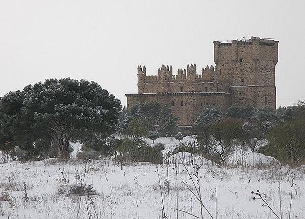 Castillo de Guadamur. Turismo Toledo